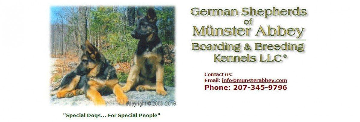 Munster Abbey Boarding and Breeding Kennels LLC